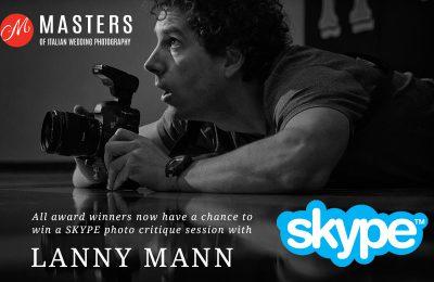 Chi vuole fare una chiamata Skype con Lanny Mann?